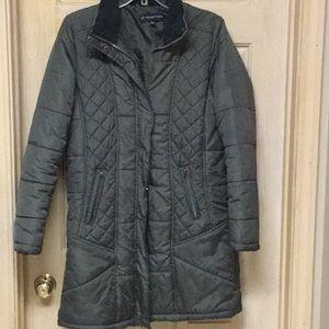 Women's full length winter coat